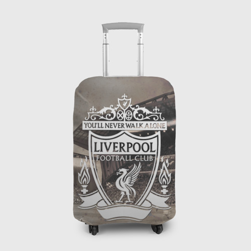 Чехол для чемодана 3D Liverpool