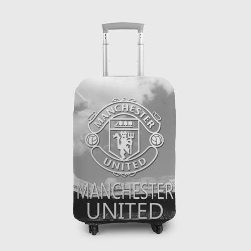 Чехол для чемодана 3D Man Utd