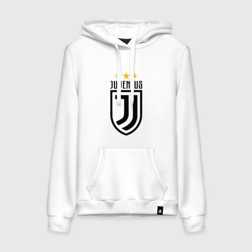 Женская толстовка хлопок Juventus Football Club