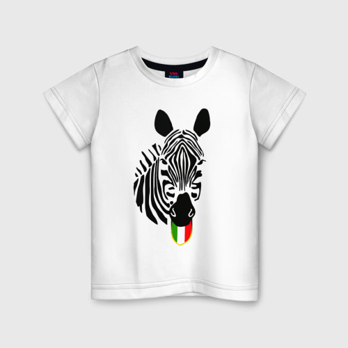Детская футболка хлопок Juventus Football Club