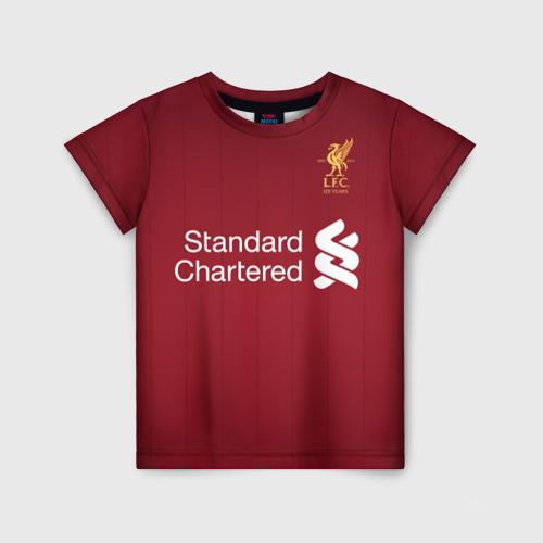 Детская футболка 3D Sturridge 2018