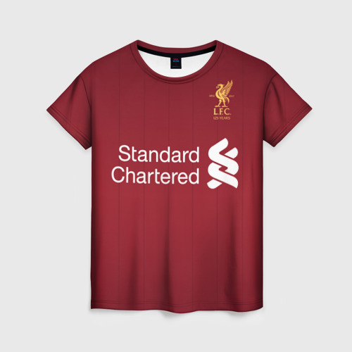 Женская футболка 3D Sturridge 2018
