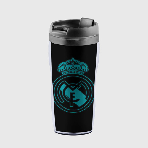Термокружка-непроливайка Real Madrid