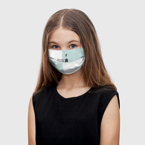 Детская маска (+5 фильтров) Coutinho 2018