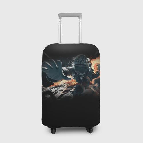 Чехол для чемодана 3D Пространство