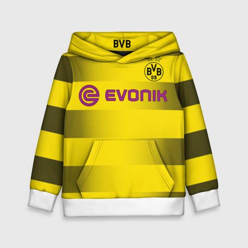 Детская толстовка 3D Borussia Dortmund