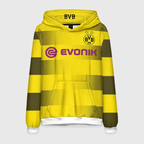 Мужская толстовка 3D Borussia Dortmund