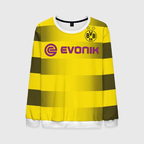 Мужской свитшот 3D Borussia Dortmund