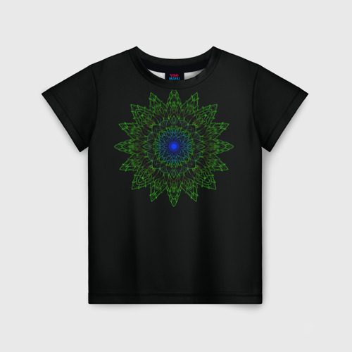 Детская футболка 3D Ornamental