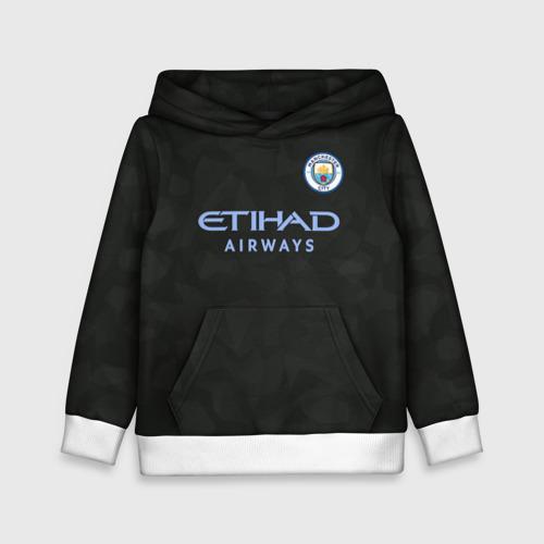 Детская толстовка 3D Manchester City Kit Third