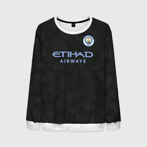 Мужской свитшот 3D Manchester City Kit Third