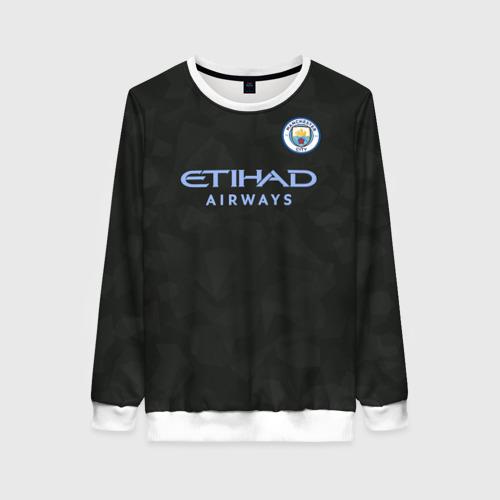 Женский свитшот 3D Manchester City Kit Third