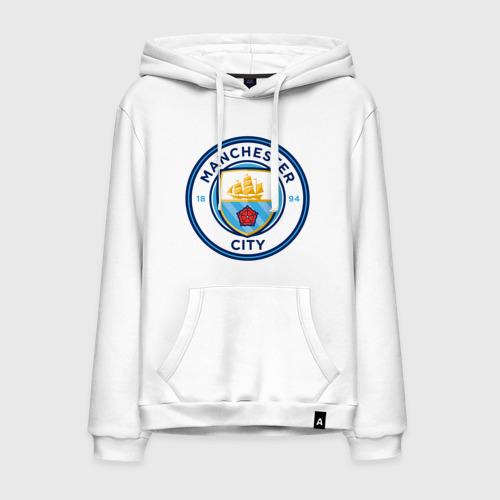 Мужская толстовка хлопок Manchester City
