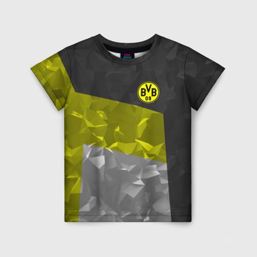Детская футболка 3D Borussia Dortmund 2018