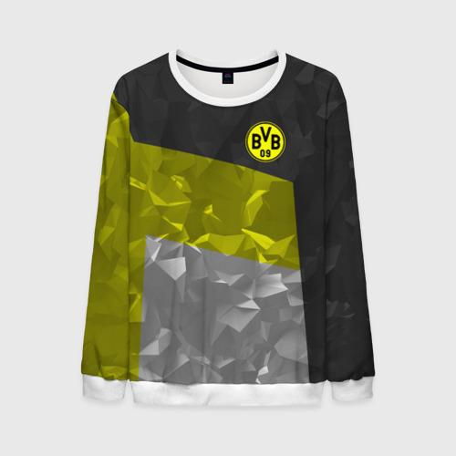 Мужской свитшот 3D Borussia Dortmund 2018