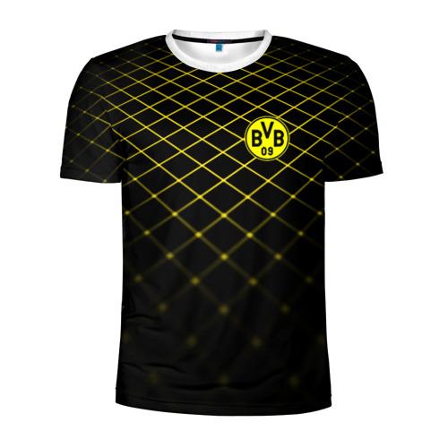 Мужская футболка 3D спортивная BORUSSIA