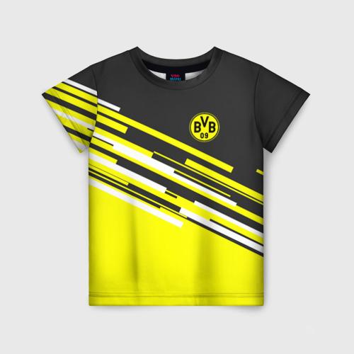 Детская футболка 3D FC Borussia 2018 Sport