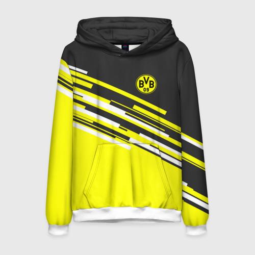 Мужская толстовка 3D FC Borussia 2018 Sport