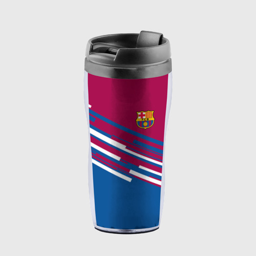 Термокружка-непроливайка FC Barcelona 2018 Sport line
