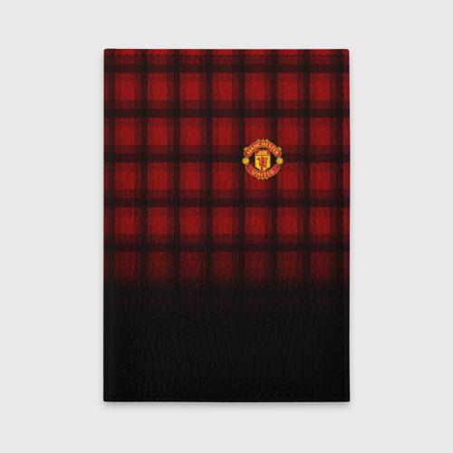 Обложка для автодокументов Manchester United 2018
