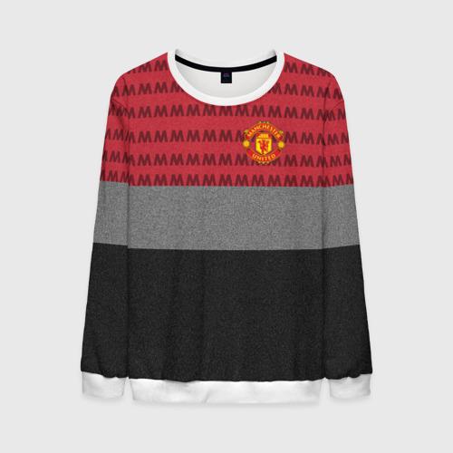Мужской свитшот 3D Manchester United Original