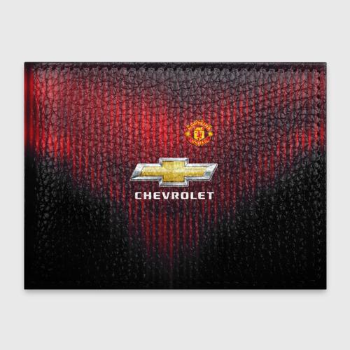Обложка для студенческого билета Manchester United 2018 red