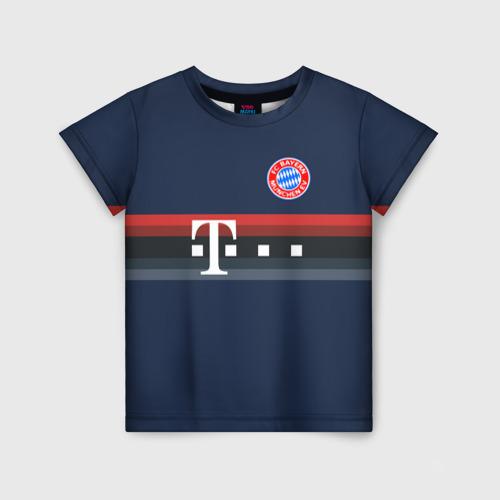 Детская футболка 3D FC Bayern 2018 Original 5