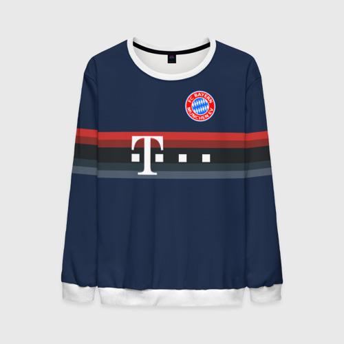 Мужской свитшот 3D FC Bayern 2018 Original 5
