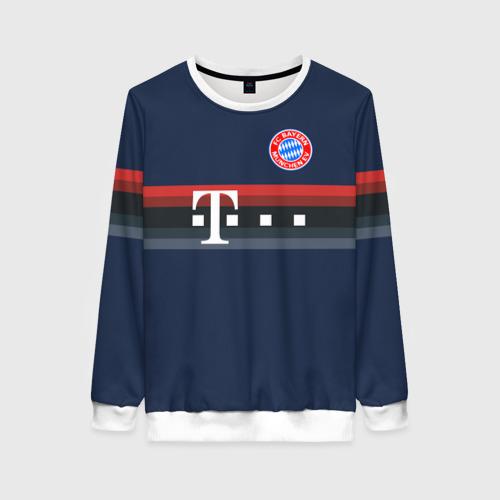 Женский свитшот 3D FC Bayern 2018 Original 5