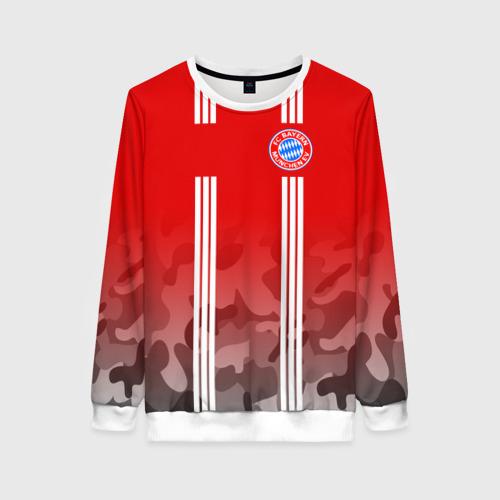 Женский свитшот 3D FC Bayern 2018 Original 7