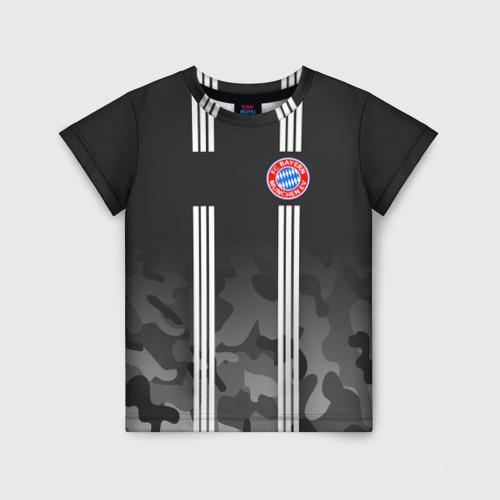 Детская футболка 3D FC Bayern 2018 Original 2