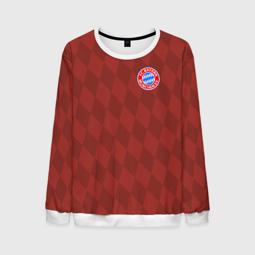 Мужской свитшот 3D FC Bayern 2018 Original 10