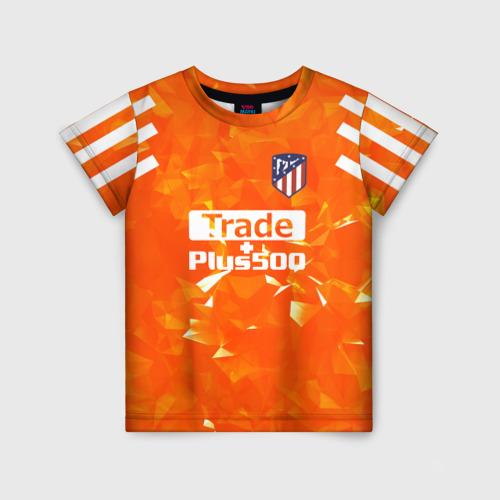 Детская футболка 3D Atletico Madrid Original 5