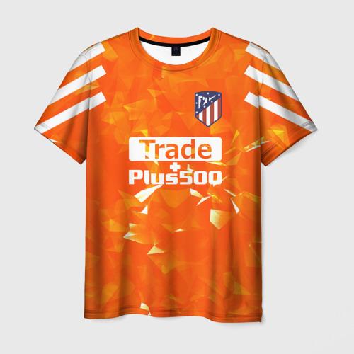 Мужская футболка 3D Atletico Madrid Original 5