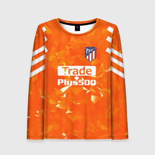Женский лонгслив 3D Atletico Madrid Original 5
