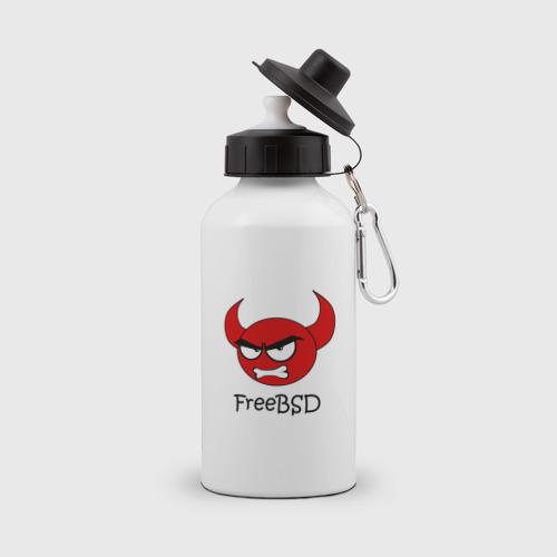 Бутылка спортивная FreeBSD демон