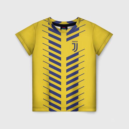 Детская футболка 3D Juventus 2018 Creative 1