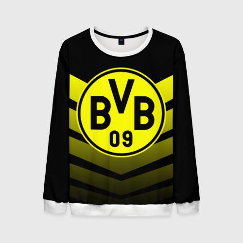 Мужской свитшот 3D FC Borussia 2018 Original 15