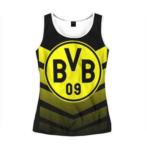 Женская майка 3D FC Borussia 2018 Original 15
