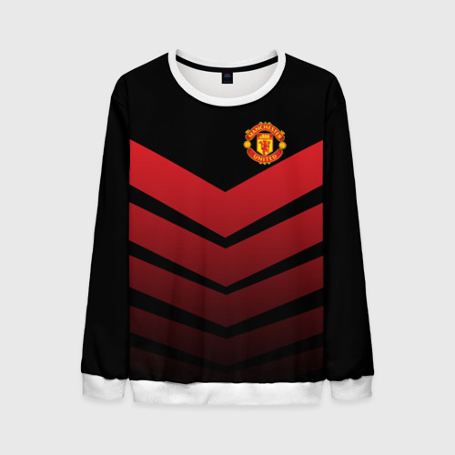 Мужской свитшот 3D Manchester United 2018 Arrow