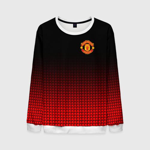 Мужской свитшот 3D Manchester United 2018 22