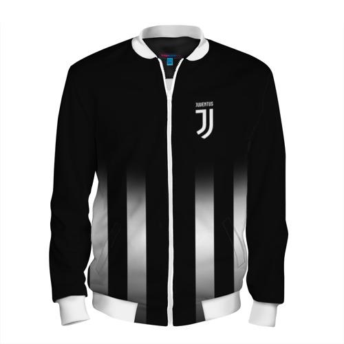 Мужской бомбер 3D Juventus 2018 Line