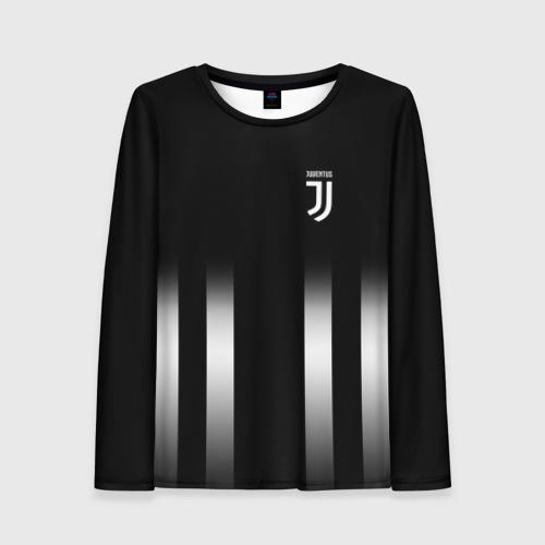 Женский лонгслив 3D Juventus 2018 Line