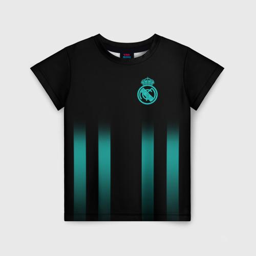 Детская футболка 3D Real Madrid 2018 Line