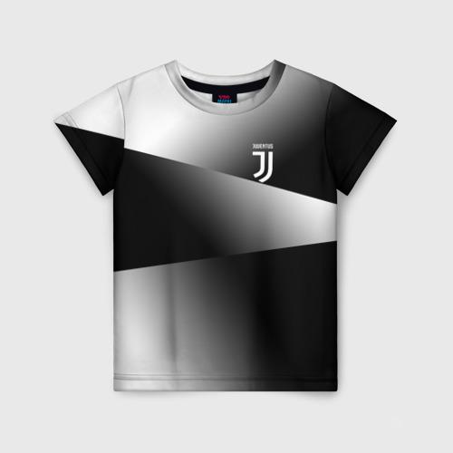 Детская футболка 3D Juventus 2018 Original 9