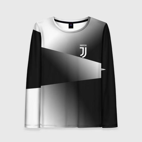 Женский лонгслив 3D Juventus 2018 Original 9