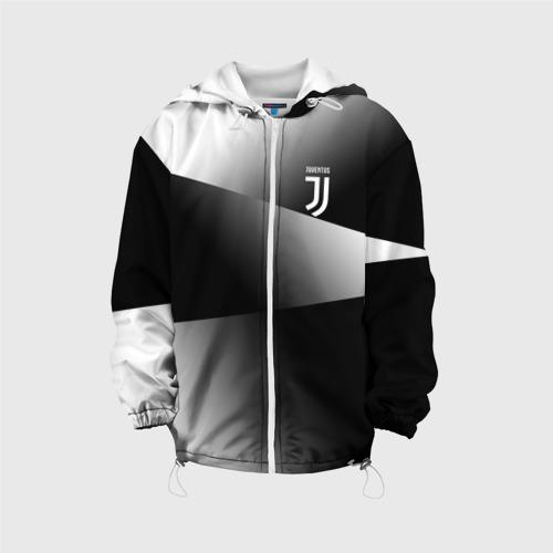 Детская куртка 3D Juventus 2018 Original 9