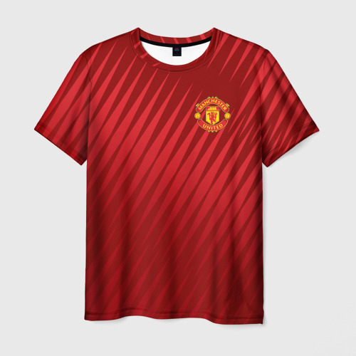 Мужская футболка 3D Manchester United Sportwear
