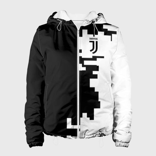 Женская куртка 3D Juventus 2018 Geometry Sport
