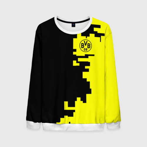 Мужской свитшот 3D Borussia 2018 Geometry Sport